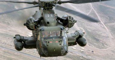 Tragedie aviatică! Un elicopter militar s-a prăbușit. Cel puțin o persoană a murit