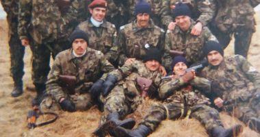 MILITARI de ELITĂ, din trupe speciale. O imagine pentru cunoscători!