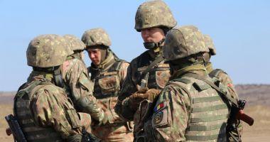 Militari români şi străini, perfecţionare în cadrul exerciţiului Platinum Eagle