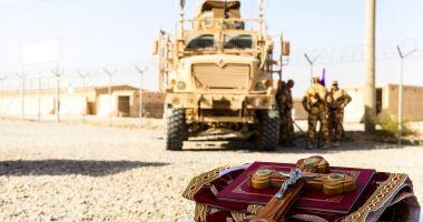 Informaţie de ULTIMĂ ORĂ despre militarii răniți, luni, în Afganistan