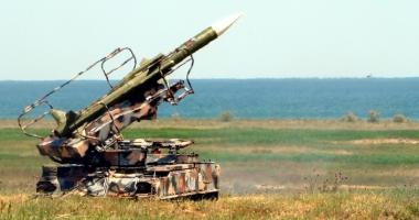 Militarii americani şi români au luat cu asalt Capul Midia