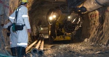 Accident de muncă în mina Lupeni. O persoană a fost rănită grav