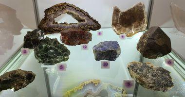 Expoziție de minerale, la Muzeul de Istorie Constanța