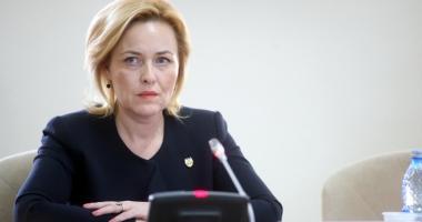 Ministrul Carmen Dan vrea să acopere deficitul de personal.  Se vor face  6.000 de angajări