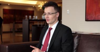 Ministrul de externe ungar acuză Uniunea Europeană de folosirea unor