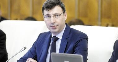 Ministrul finanţelor susţine că modificarea Codului fiscal va fi aprobată miercuri