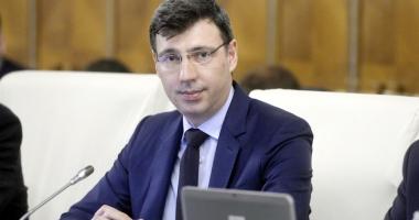 """Senatorul Teodorovici, atac  la ministrul constănţean Mişa:  """"Este nevoie de remanierea ministrului de Finanţe"""""""