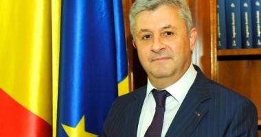 Ministrul Justiţiei, Florin Iordache, şi-a delegat atribuţiile pentru zece zile