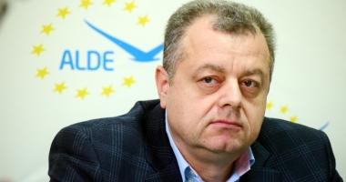 Deputatul Mircea Banias, schimbat de la conducerea ALDE Constanţa
