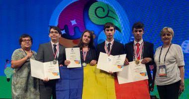 Mircist medaliat cu argint la Olimpiada Internațională de Științe ale Pământului