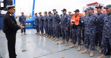 """""""Misiune îndeplinită!"""" Nava maritimă hidrografică """"Alexandru Cătuneanu"""" s-a întors acasă"""
