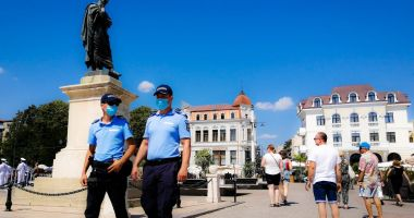 Jandarmii, în misiuni prin stațiuni: au dat sute de sancțiuni!