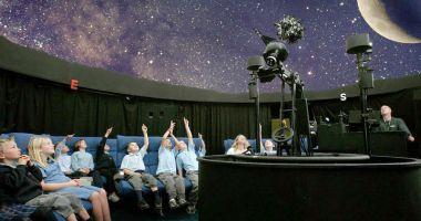 Misterele Cerului, dezvăluite la Planetariul Constanţa