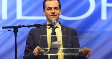 Ludovic Orban îi încurajează pe liberali să participe la mitingul anti-PSD