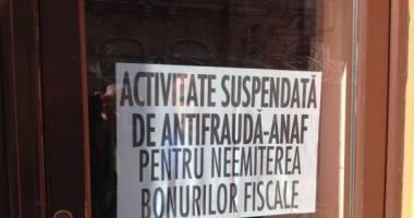 """Miting de protest împotriva """"abuzurilor ANAF"""""""