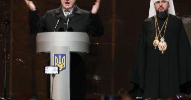Zi istorică pentru Ucraina. A fost înființată biserica ortodoxă autocefală