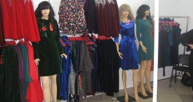 Moda de toamnă - iarnă vine la Mamaia, la TINIMTEX