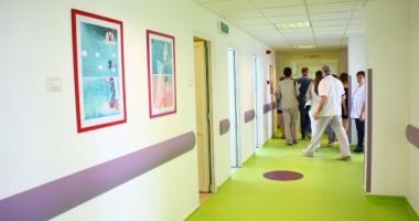 Cine vrea să decoreze secţia de pediatrie a Spitalului de Boli Infecţioase?