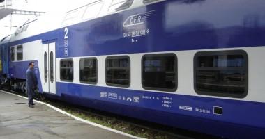 Motorină albastră pentru trenurile româneşti