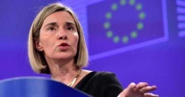 Iohannis se întâlnește la Cotroceni cu Federica Mogherini, șefa Externelor din UE