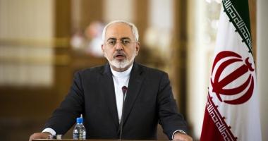 Șeful diplomației iraniene, invitat la Bruxelles  pentru discuții despre protestele din țara sa
