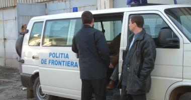 Moldovean urmărit internaţional, prins  de poliţiştii constănţeni