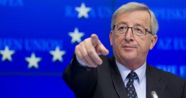 Moment istoric. Ultimul discurs  al lui Jean-Claude Juncker,  în plenul Parlamentului European