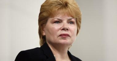 Mona Pivniceru, noul ministru al Justiţiei