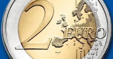 Moneda de 2 euro, cea mai falsificată