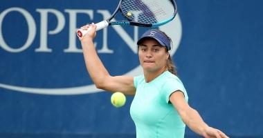 Tenis / Monica Niculescu s-a calificat în optimile turneului WTA de la Limoges