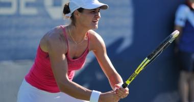 TENIS / Monica Niculescu, învinsă în proba de dublu, la Indian Wells