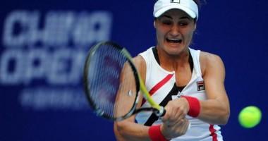 Tenis. Monica Niculescu, eliminată în sferturi de finală la Hobart