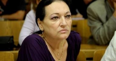 Monica Pop, șefa Spitalului de Oftalmologie, acuzată de abuz în serviciu