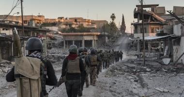 Oraşul Mosul a fost eliberat de sub controlul Statului Islamic