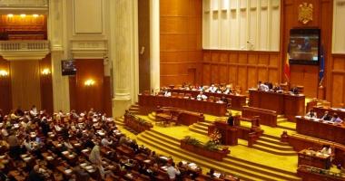 A sosit ziua cea mare: moţiunea de cenzură, dezbătută şi supusă votului, în Parlament