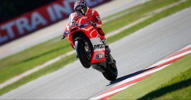 Andrea Dovizioso a câştigat Marele Premiu al Qatarului, la Moto GP
