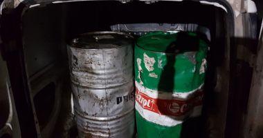 Captură la Garda de Coastă: sute de litri de motorină