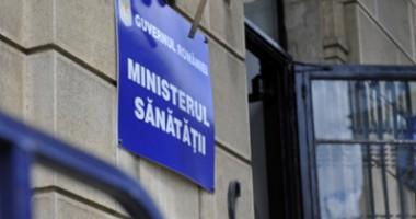 Ministerul Sănătăţii exclude posibilitatea unei epidemii de meningită