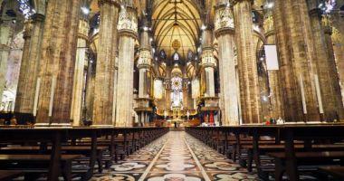 """Un român beat a strigat """"Allah Akbar"""" într-o biserică din Italia, în timpul slujbei de Bobotează"""
