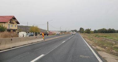 Administraţia locală construieşte un nou sens giratoriu în oraşul Murfatlar