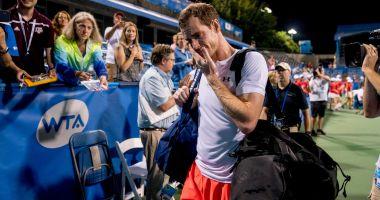 Andy Murray nu poate sta departe de sport. Va da startul la Maraton