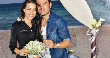 Nuntă mare! Fotbalistul Adrian Mutu s-a căsătorit pentru a treia oară