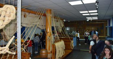 FOTO / Muzeul Marinei, asaltat de vizitatori
