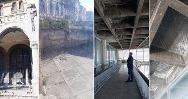 Se mai reabilitează Edificiul Roman cu Mozaic?