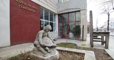 Ziua Mondială a Artei sărbătorită la Muzeul de Artă Constanța
