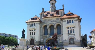 Muzeul de Istorie  şi Edificiul Roman  cu Mozaic,  deschise mâine seară