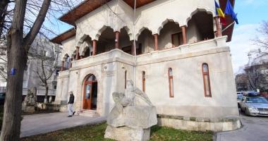 """Când poate fi vizitat Muzeul de sculptură  """"Ion Jalea"""""""