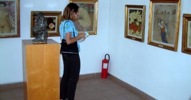Tablourile de la Muzeul din comuna Topalu, subiect de discuţie în Camera Deputaţilor