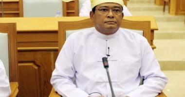 Un amiral a fost numit în funcţia de vicepremier al Uniunii Myanmar