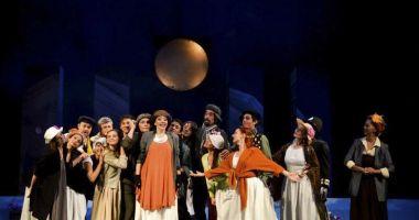 """My fair Lady"", pe scena Teatrului ""Oleg Danovski"""